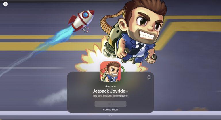 Do Apple Arcade míří klasika Jetpack Joyride. Pomůže kdysi oblíbená hra na cestě k vrcholu?