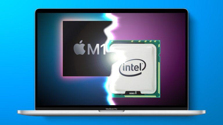 Intel se snaží prolomit kouzlo Apple. Prý se mu to daří