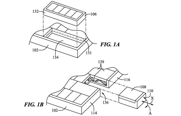 Nový patent Applu ukazuje myš skrytou v klávesnici