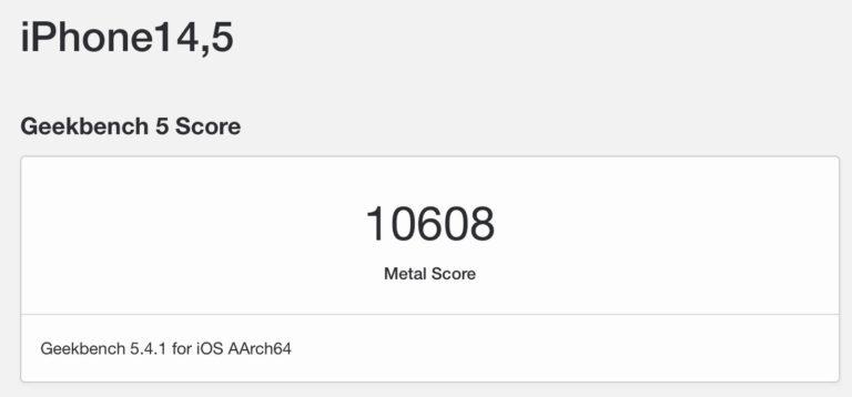 A15 Bionic ve znamení malého nárůstu procesorového výkonu. Ten grafický šel však významně nahoru